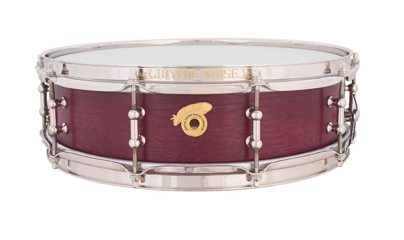 Exotic Purple Heart 4x14 Snare Drum