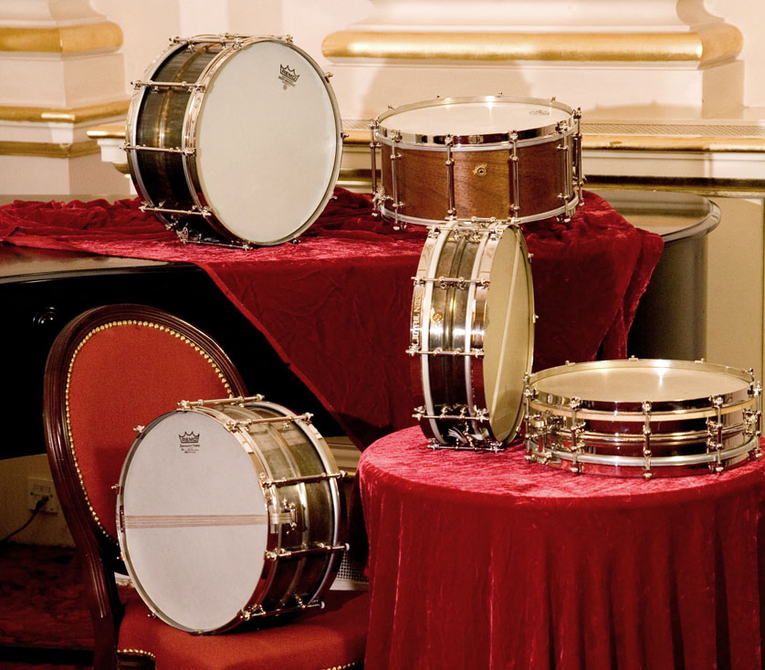 Covent Garden Snare Drums